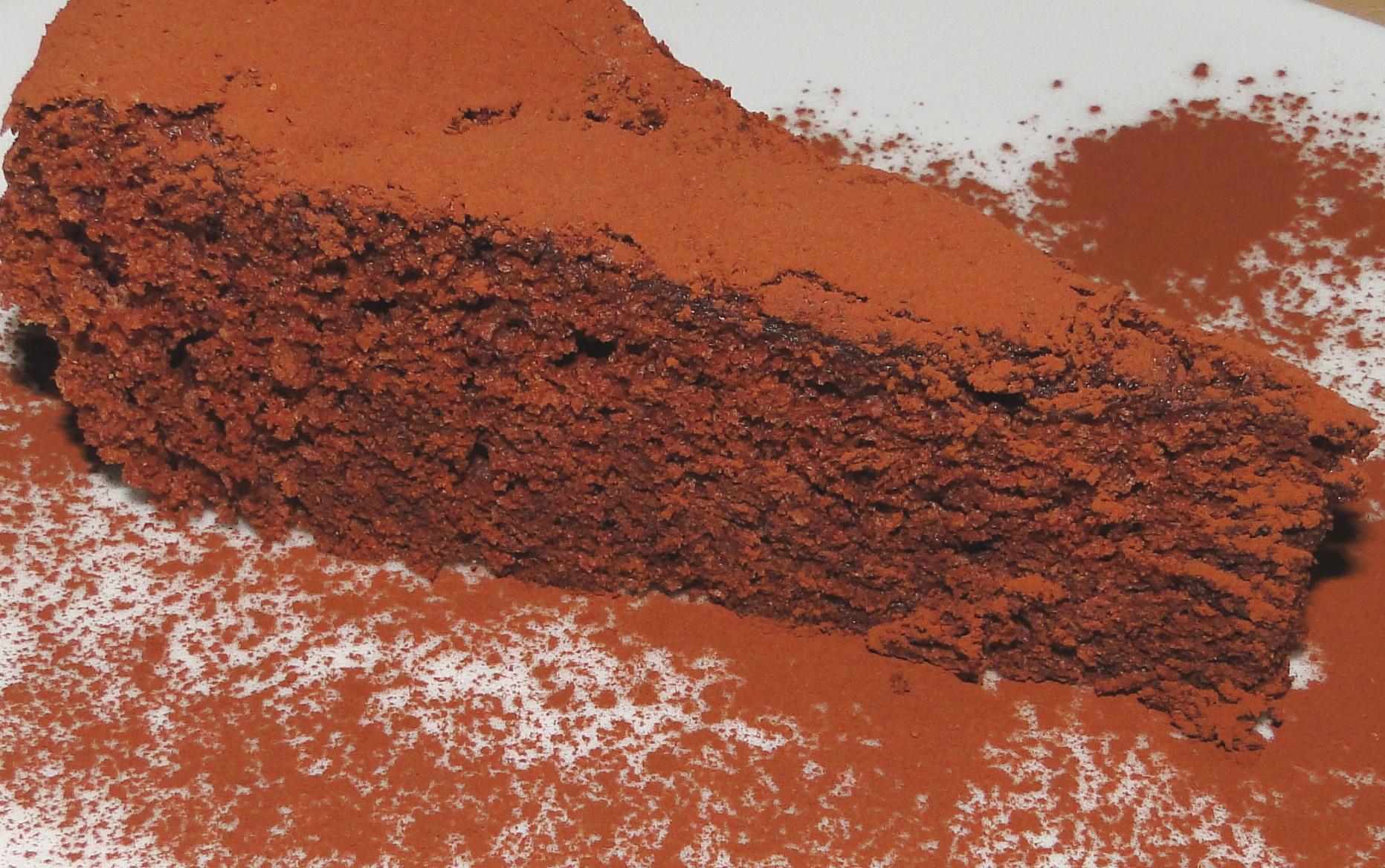 Torta cioccolato e albumi